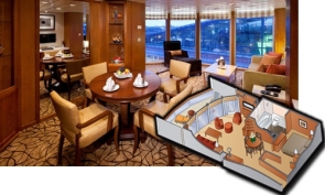 Celebrity Suite Bliss Cruise Infinity April 2021