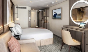 Ocean View Stateroom Bliss Cruise Infinity April 2021
