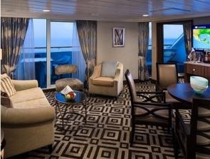 bliss cruise club ocean suite