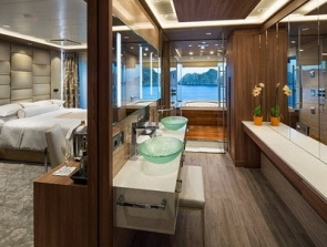 bliss cruise spa suite