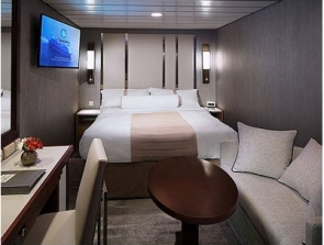 bliss cruise club interior stateroom