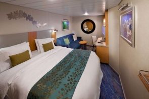 bliss cruise oasis spacious interior stateroom