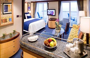 bliss cruise mariner november 2020 grand suite two bedrooms