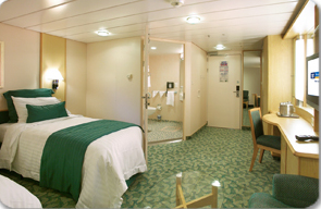 blisscruise mariner november 2020 interior stateroom