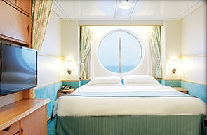 blisscruise mariner november 2020 ocean view stateroom