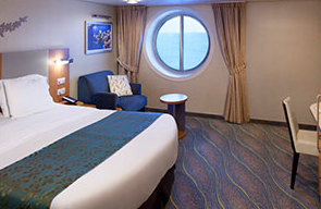 blisscruise spacious ocean view