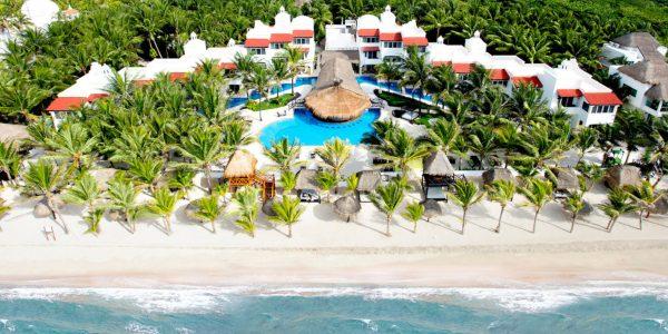 Hidden Beach Resort naturisten vakantie