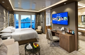 Club Spa Suite Lisbon Desire Cruise 2021