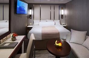 Desire Cruise 2021 Club Interior Stateroom