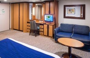 Ocean View Balcony Stateroom Temptation Caribbean Cruise 2020