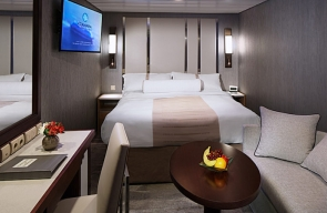 Rome Desire Cruise 2021 Club Interior Stateroom