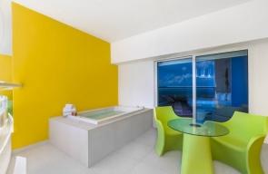 Temptation Cancun Resort Lush Tower Oceanfront Suite