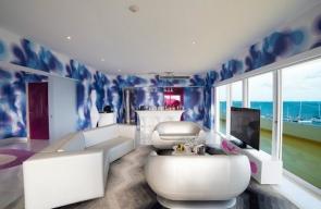 Temptation Cancun Resort Temptation Oceanfront Penthouse
