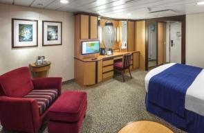 Temptation Caribbean Cruise 2020 Junior Suite