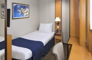 Temptation Carribbean Cruise 2020 Interior Stateroom