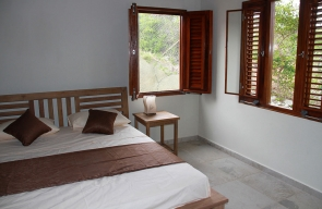 The Natural Curacao Bungalow Kamer