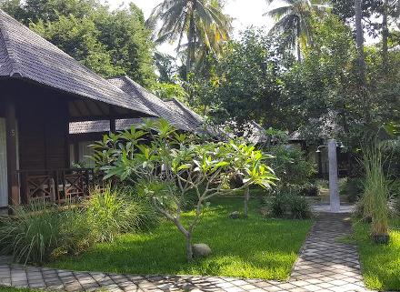 Naturisten nudisten Vakantie Bali