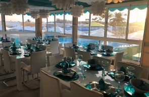 Venus Star Resort Bungalow Standaard Restaurant