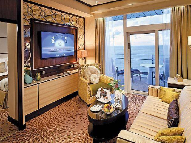 Curacao Bliss Cruise 2022 Signature Suite