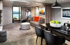 Bliss Cruise April 2023 Royal Suite