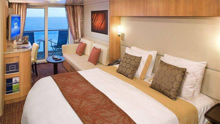 Bliss Cruise Curacao Aqua Stateroom