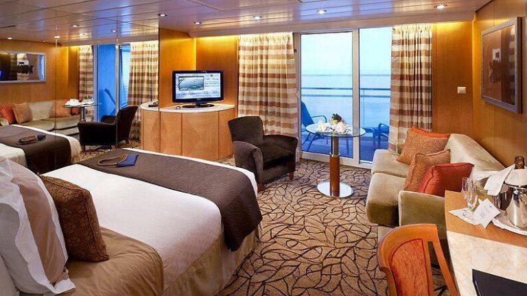 Bliss Cruise AquaClass Suite