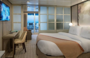 Bliss Cruise April 2023 Jamaica Family Veranda Stateroom