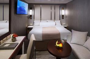Desire Swingers Cruise Griekse eilanden 2022 Club Interior Stateroom