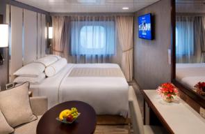Desire Cruise 2022 Club Oceanview Stateroom