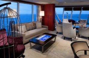 Desire Lisbon Ibiza Cruise Mei 2022 Lounge