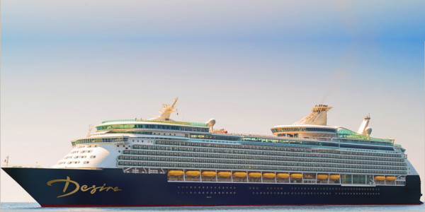 Desire Lisbon Ibiza Cruise Mei 2022