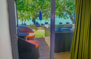 Hedonism Resort Ocean View au Natural Terras Bubbelbad