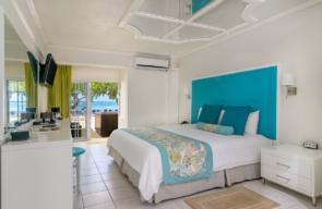 Nudisten Resort Jamaica Prude Ocean Vieuw Bubbelbad Premium kamer