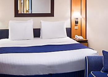 Bliss Cruise April 2022 Interior stateroom