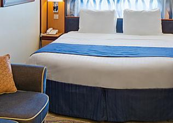 Bliss Cruise April 2022 Ocean View Stateroom