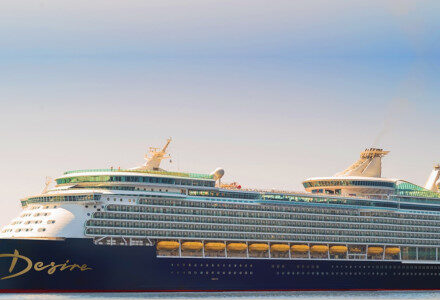 Desire Greek Islands Cruise September 2022