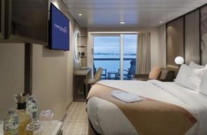Temptation Cruise 2022 Aqua Class Stateroom