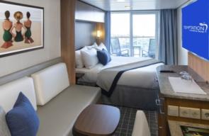 Temptation Cruise 2022 Concierge Stateroom