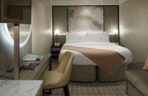 Temptation Cruise 2022 Interior Stateroom