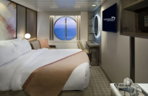 Temptation Cruise 2022 Bahamas Oceanview Stateroom