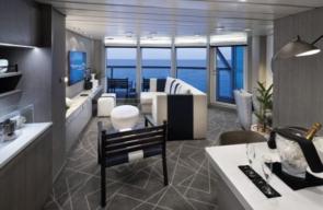 Temptation Sex Cruise 2022 Royal Suite Woongedeelte